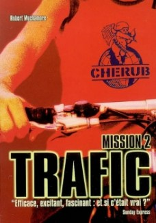 Couverture Cherub, tome 02 : Trafic