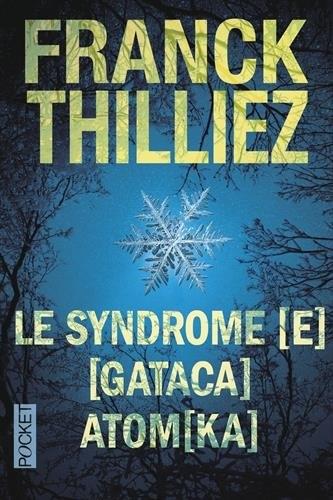 Couverture Le syndrome E, Gataca, Atomka