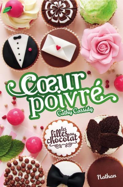 Couverture Les filles au chocolat, tome 6.5 : Coeur poivré