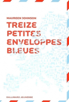 Couverture Treize petites enveloppes bleues, tome 1