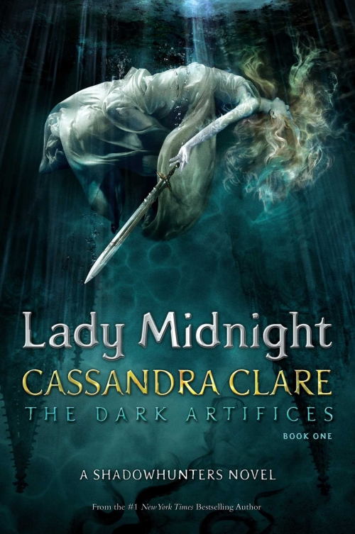 Couverture The Dark Artifices, book 1 : Lady Midnight