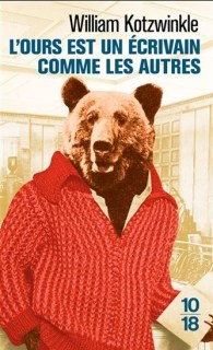Couverture L'ours est un écrivain comme les autres