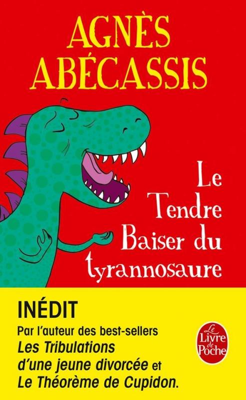 Couverture Le Tendre baiser du tyrannosaure