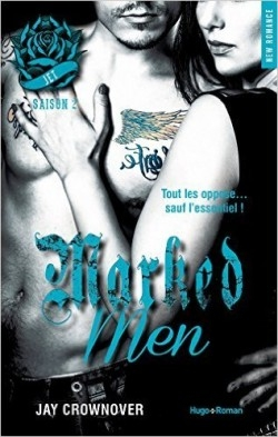 Couverture Marked Men, tome 2 : Jet