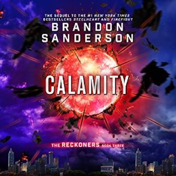 Couverture The Reckoners, book 3: Calamity