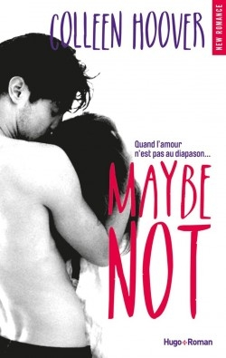 Couverture Maybe Not