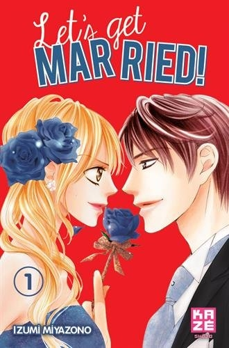 Couverture Let's get married!, tome 1