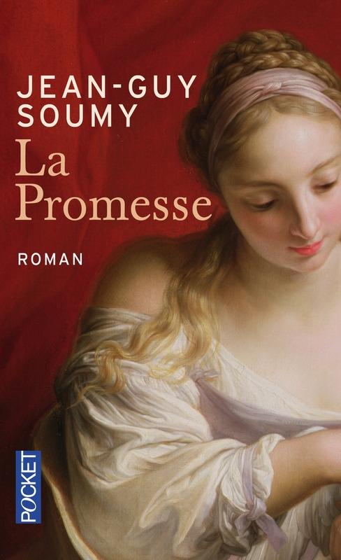 Couverture La Promesse de Jean-Guy Soumy