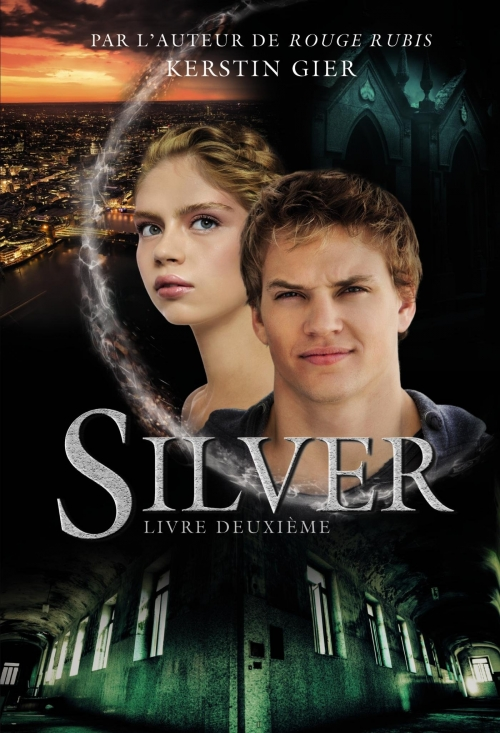 Couverture Silver, tome 2