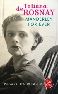 Couverture Manderley for ever
