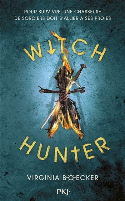 Couverture Witch Hunter, tome 1