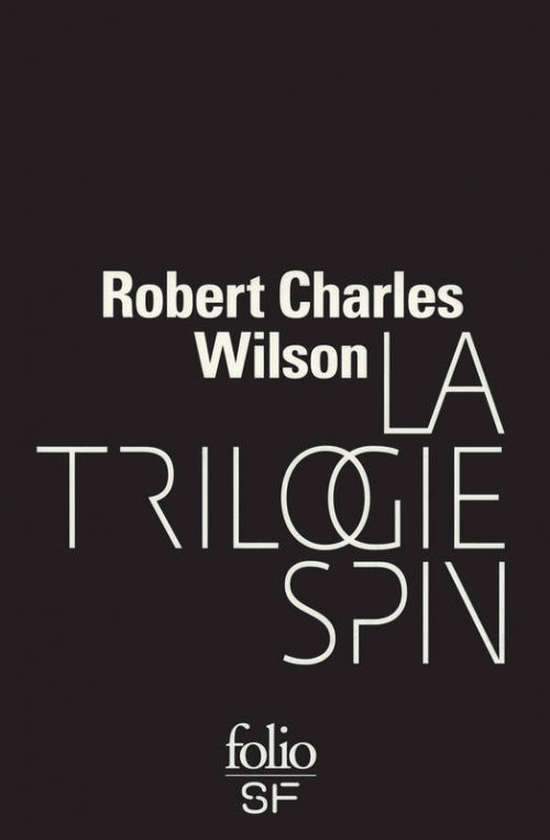 Couverture Spin Axis Vortex / La trilogie Spin