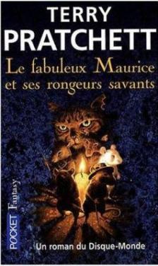 Couverture Le fabuleux Maurice et ses rongeurs savants