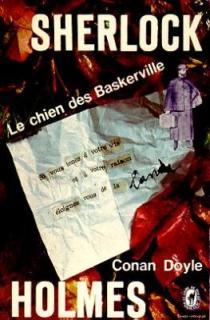 Couverture Sherlock Holmes, tome 3 : Le chien des Baskerville