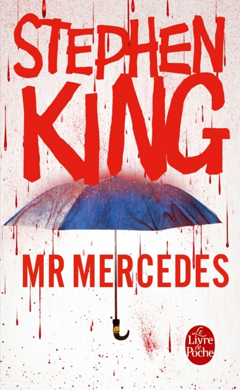 Couverture Mr Mercedes