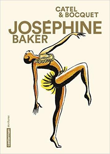 Couverture « Joséphine Baker » de Catel et José-Louis Bocquet