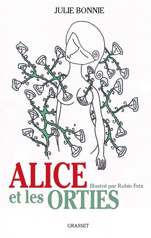Couverture Alice et les orties