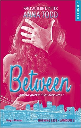 Couverture Landon, tome 2 : Between