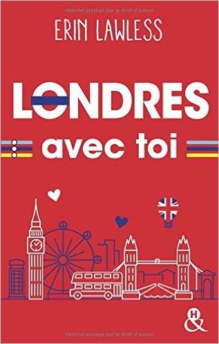 Couverture Londres avec toi