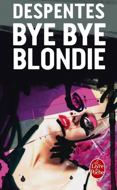 Couverture Bye bye Blondie