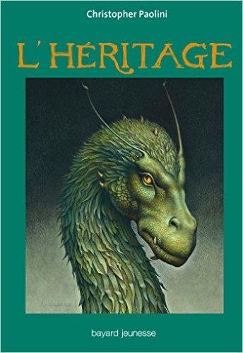 Couverture L'héritage, tome 4