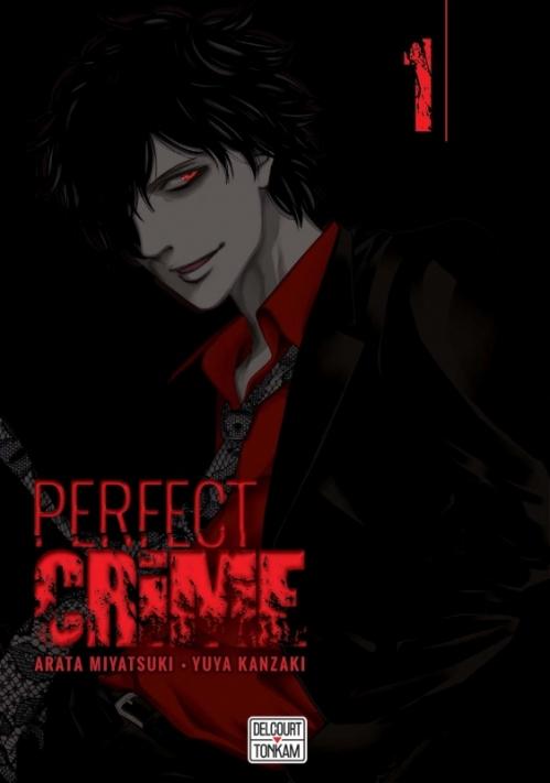 Couverture Perfect crime, tome 1