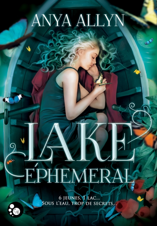 Couverture Lake Ephemeral
