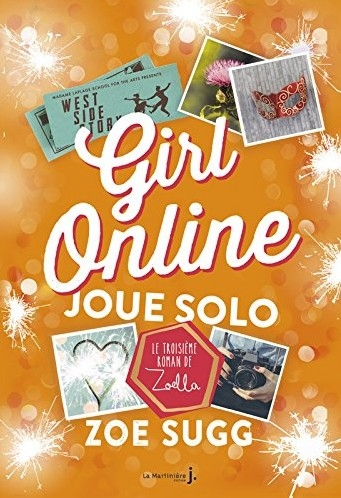 Couverture Girl Online, tome 3 : Going Solo
