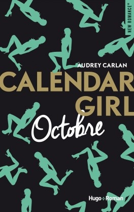 Couverture Calendar Girl, tome 10 : Octobre