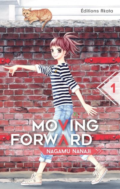 Couverture Moving Forward, tome 1