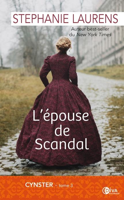 Couverture Cynster, tome 3 : La fiancée de Scandal / L'épouse de Scandal