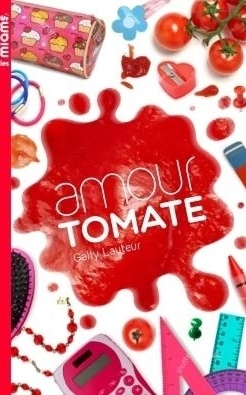 Couverture Les miams, tome 3 : Amour tomate