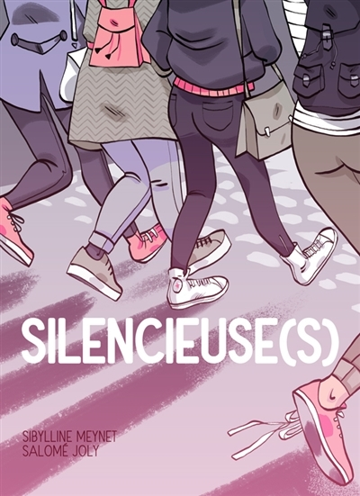 Couverture Silencieuses