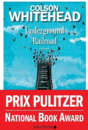 Couverture The underground railroad
