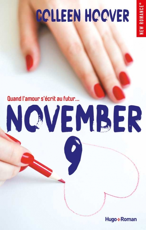 Couverture November 9