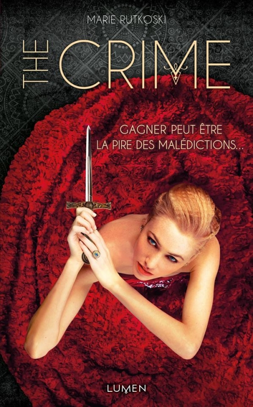 Couverture The curse, tome 2 : The crime