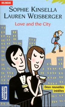 Couverture Love and the city