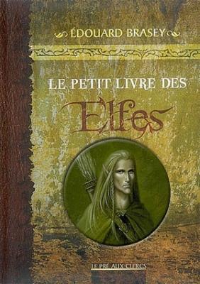 Couverture Le Petit Livre des Elfes