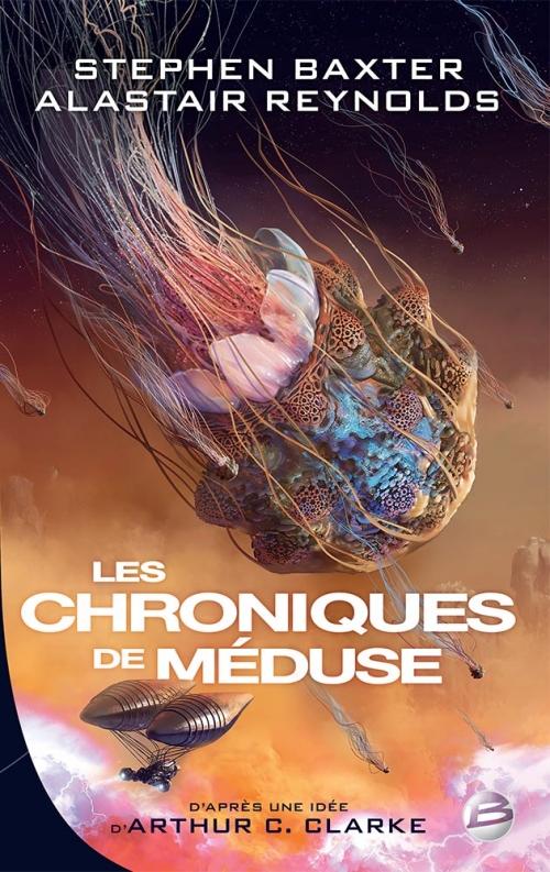 Couverture Les chroniques de Méduse