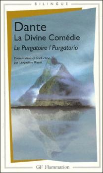 Couverture La divine comédie, tome 2 : Le purgatoire