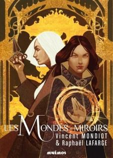 Couverture Les mondes miroir