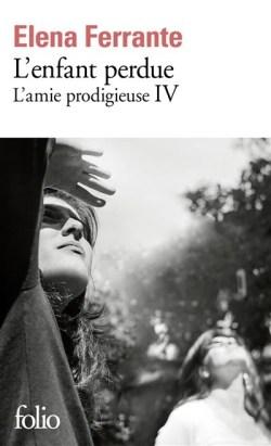 Couverture L'Amie prodigieuse, tome 4 : L'Enfant perdue