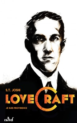 Couverture Lovecraft : Je suis providence, tome 1