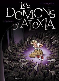 Couverture Les Démons d'Alexia, tome 7 : Chair humaine