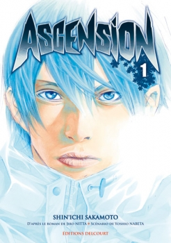 Couverture Ascension, tome 01
