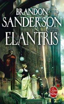 Couverture Elantris, intégrale