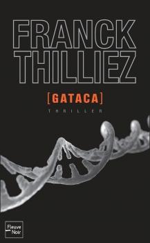 Couverture Franck Sharko & Lucie Hennebelle, tome 2 : Gataca