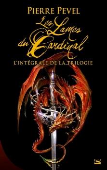 Couverture Les Lames du Cardinal, intégrale