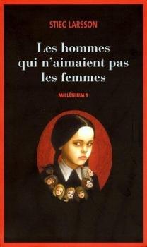 Couverture Millénium, tome 1 : Les hommes qui n'aimaient pas les femmes