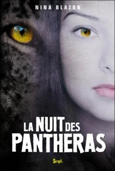 Couverture La nuit des pantheras